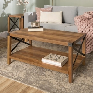 Rustic Coffee Tables Online At Our Best Living Room Furniture Deals