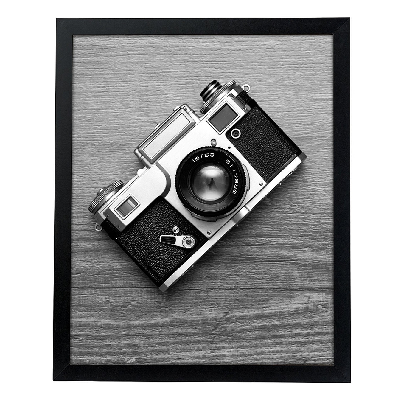 Black 16x20 Picture Photo Frame  Hang