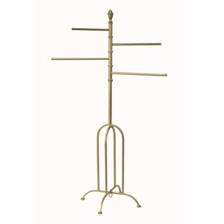 Ritz 4-Arm Swivel Display Rack