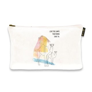 Oliver Gal 'Maggie P Chang - Mountain' Pouch