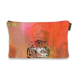 Oliver Gal 'Maggie P Chang - Tiger' Pouch