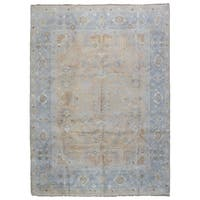 "FineRugCollection Hand Made Oushak Oriental Rug - 8'11""  x  11'10"""