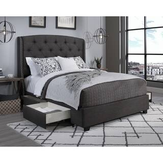 Buy Storage Bed, King Online at Overstock.com | Our Best Bedroom ...