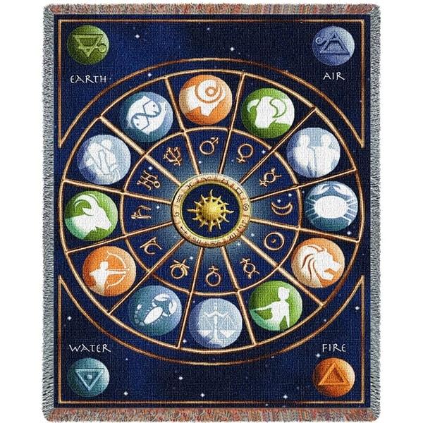 Zodiac Blanket 36116311