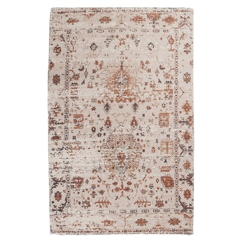 """Unbelievable Mats 20"""" x 32"""" Woven Polyester Accent Rug - 20"""" x 32"""""""