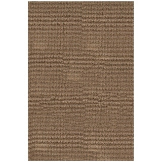 Shaw Berber Superior Brown Area Rug - 9' x 12'