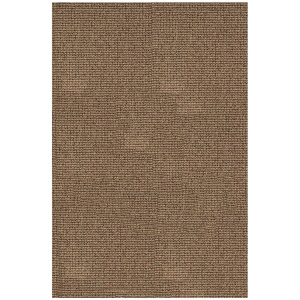 Shop Shaw Berber Superior Brown Area Rug 9 X 12 On Sale Free
