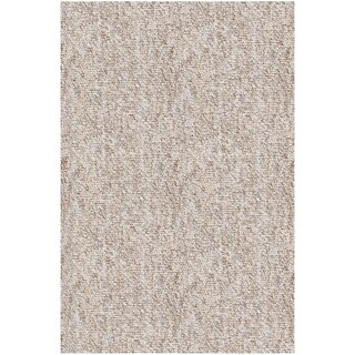 Shaw Berber Superior Ivory Area Rug - 9' x 12'