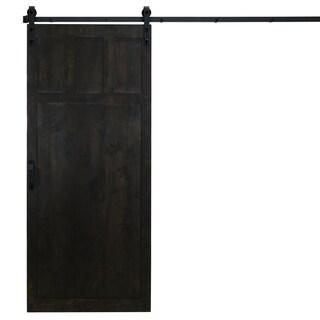 "Craftsman Sliding Barn Door With Hardware (36"" x 84"")"