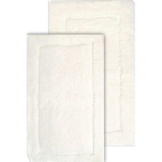 "Chesapeake Microfiber Spa 2 Pc. Bath Rug Set (23""x39"" & 20""x34"") - 23"" x 39""/20"" x 34"""