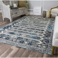 Jorah Transitional Grey Rug - 8' x 10'