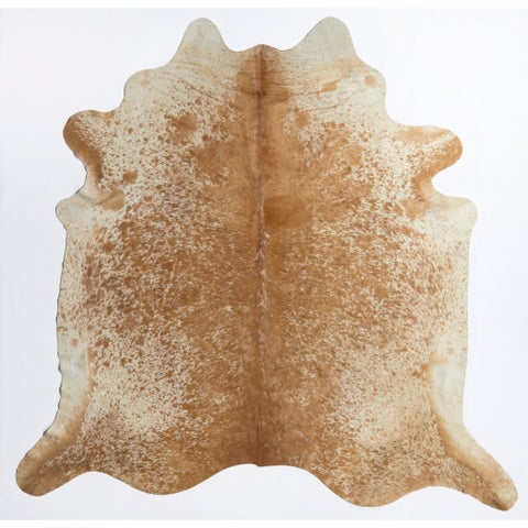 Nash Cowhide Rug Brown & White - 6'x8'
