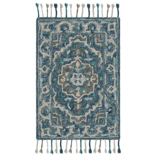 Safavieh Handmade Aspen Leta Boho Tribal Wool Rug