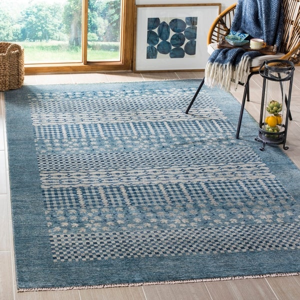 Safavieh Couture Hand-knotted Vineyard Maelig Vintage Boho Oriental Wool Rug with Fringe