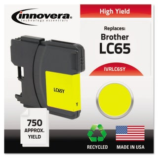 Innovera Remanufactured LC65 High-Yield Ink