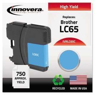 Innovera Remanufactured LC65 High-Yield Ink (4 options available)