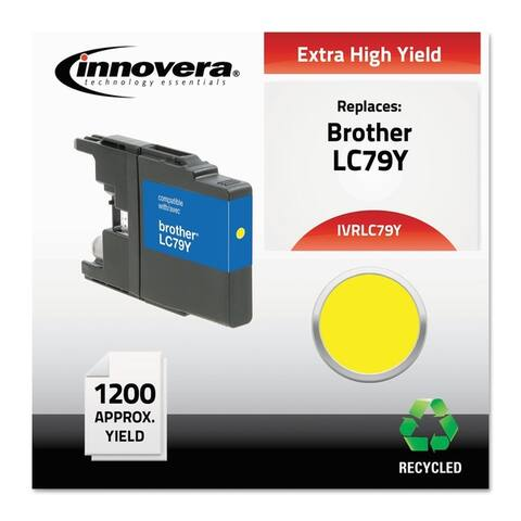 Innovera Remanufactured LC79 Extra High-Yield Ink