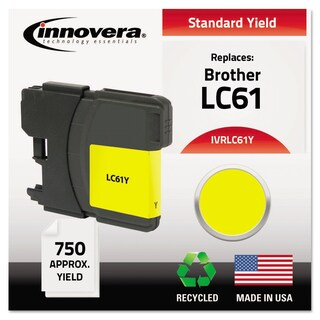 Innovera Remanufactured LC61 Ink