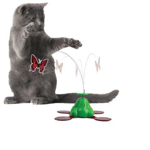 Pet Zone Fly By Spinner & 2 Replacements