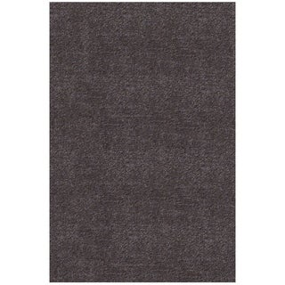 Shaw Berber Superior Stone Grey Area Rug - 9' x 12'