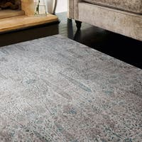 Westfield Home Penelope Akna Natural Area Rug - 7'10 x 10'6