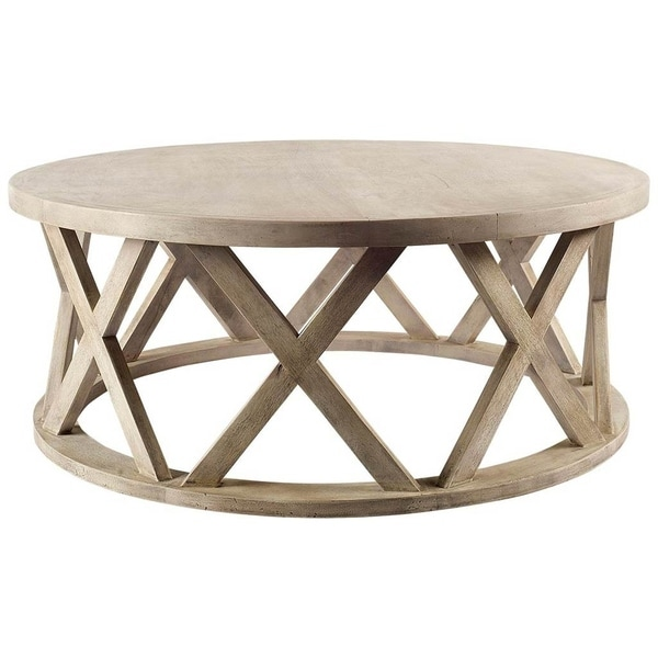 Mercana Forsey Wooden Accent Table
