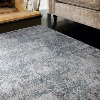 Copper Grove Ladyzhyn Turquoise Area Rug - 3'11 x 5'3 - 3'11 x 5'3