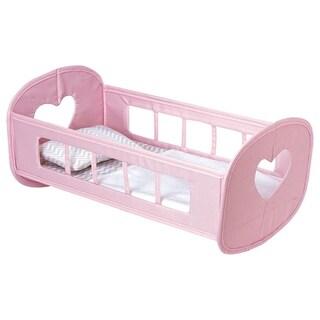 Adora Pink Pack N Play Baby Doll Cradle