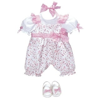Adora Picnic Romper - Outfit Only With Shoes