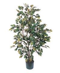 Silk 4-foot Ficus Tree