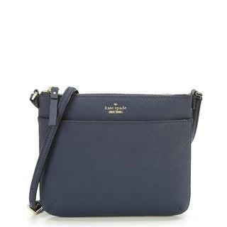 Kate Spade Cameron Street Tenley Blazer Blue Crossbody Bag