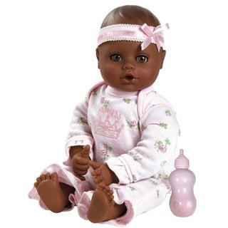 Adora Playtime Baby - Little Princess - Dk Skin Tone