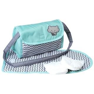 Adora Zig-Zag Diaper Bag