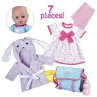 Adora Bathtime Baby Gift Set Age 1+