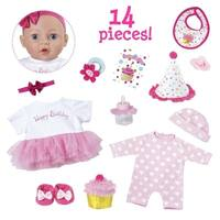 Adora Birthday Baby Gift Set Age 3+