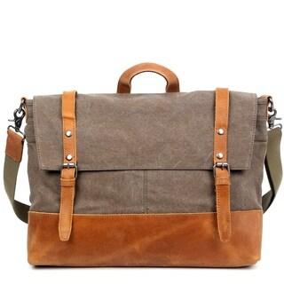Traveler Messenger Bag