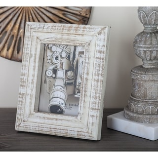 The Gray Barn Jartop 5 x 7-inch Wood Picture Frame