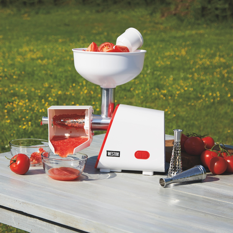 Weston Electric Tomato Strainer - On Sale - Overstock - 21684960