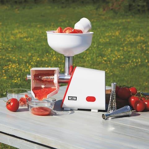 Weston Electric Tomato Strainer