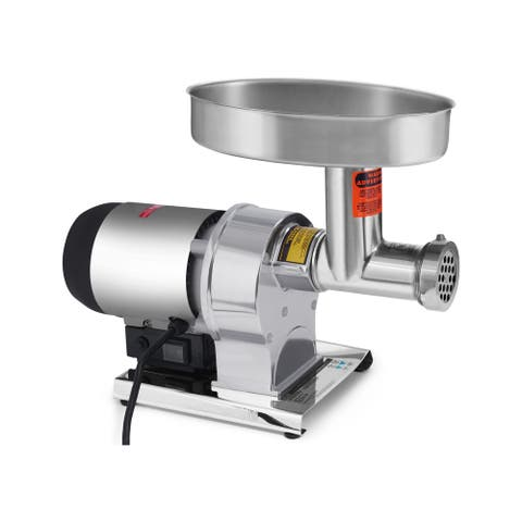 Weston Butcher Series #8 Commercial Meat Grinder - .5 HP