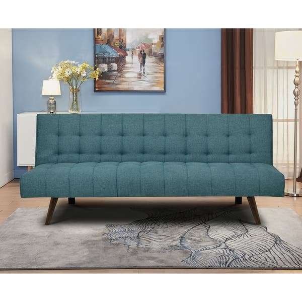 Shop Shelton Marine Convertible Sectional Sofa Bed - Free ...