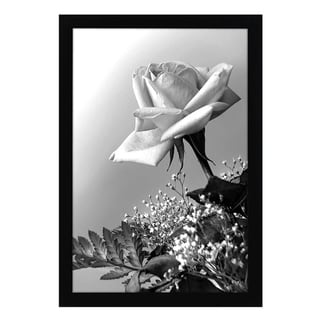 Americanflat 12x18 Black Poster Frame with Plexiglass Front By Americanflat