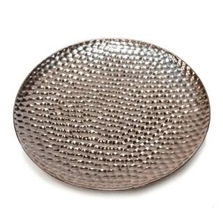 Aesthetic Ceramic Decorative Plate Bronze  sc 1 st  Overstock & Decorative Plates Accent Pieces For Less | Overstock.com