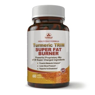Turmeric Trim Super Fat Burner (60 capsules) (3 options available)