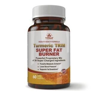 Turmeric Trim Super Fat Burner (60 Capsules)