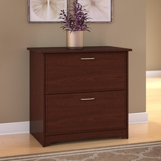 Copper Grove Daintree Lateral File Cabinet in Harvest Cherry