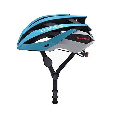 Coros OMNI Smart Cycling Helmet Matte Blue