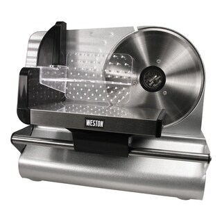 """Realtree 7.5"""" Meat Slicer with Cover"""