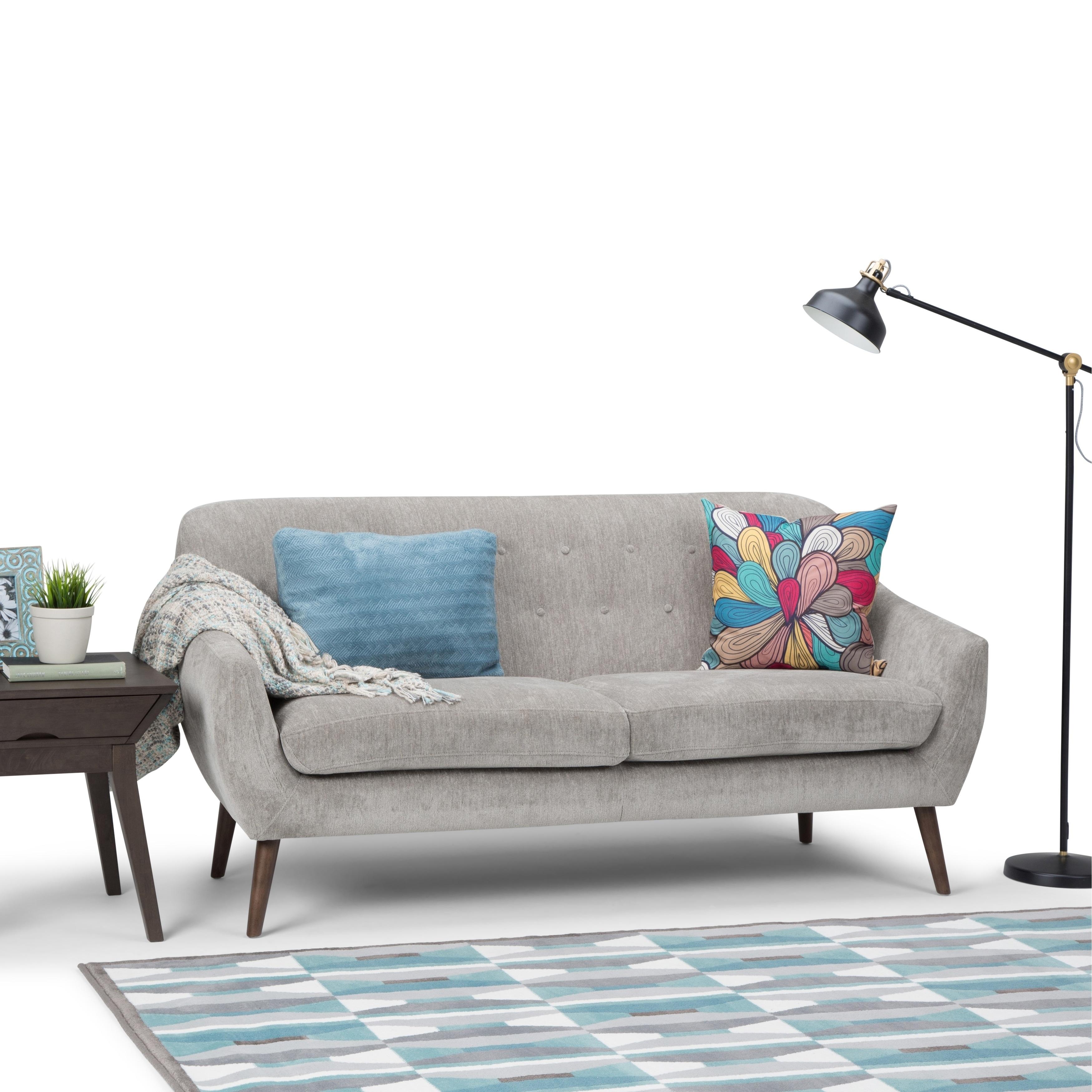 Milo Sofa Circle Furniture Milo Sofa Small Sofas Leather