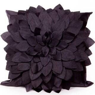 Amilia Black 18 X 18 Accent Pillow